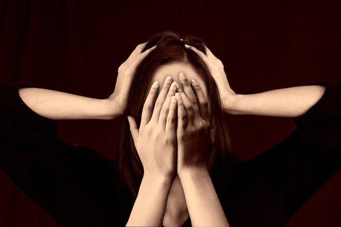 Veel stress zorgt voor slaapproblemen